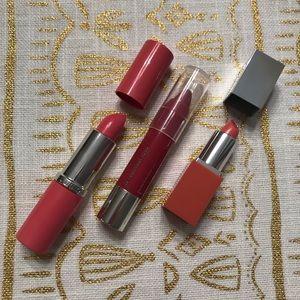 Clinique Lipsticks (Set of 3)